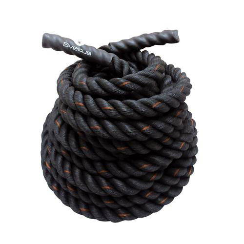 Corde Ondulatoire Sveltus Battle rope diamètre 38 mm