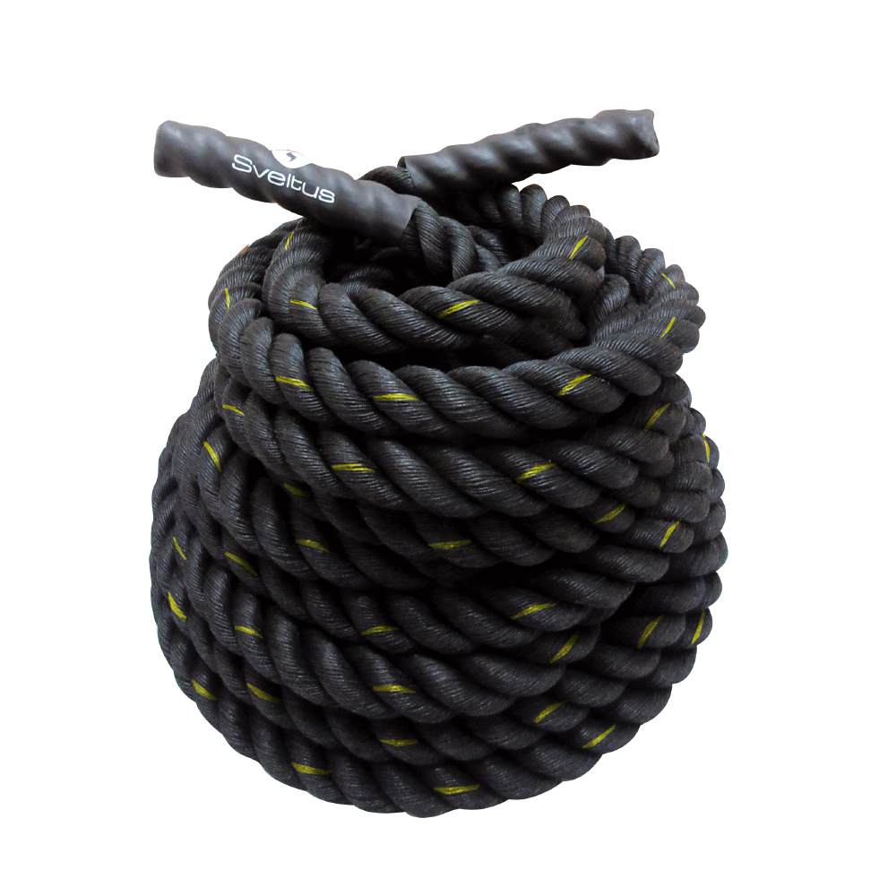 Sveltus Battle rope diamètre 26 mm