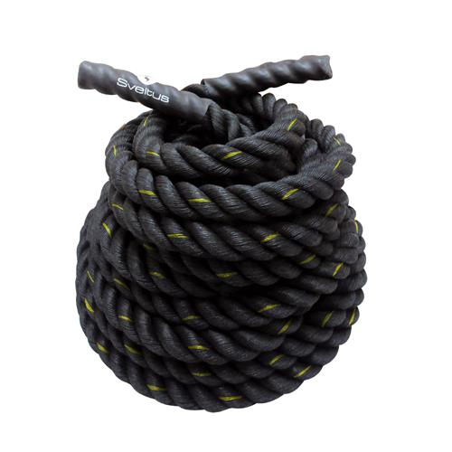 Corde Ondulatoire Sveltus Battle rope diamètre 26 mm