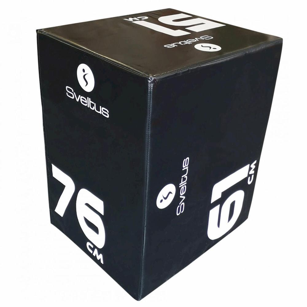 Sveltus Plyo box soft 3 en 1