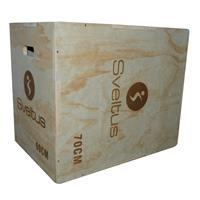 Circuit Training Plyobox bois Sveltus - Fitnessboutique