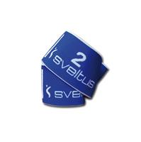 elastique-bande-resistance Elastiband 20 kg Bleu en boîte avec poster Sveltus - Fitnessboutique