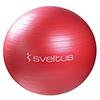 Médecine Ball et Balle lestée Gymball rouge 65 cm diamètre