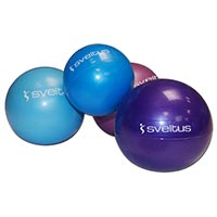 Médecine Ball et Balle lestée Sveltus Balle Lestée 0,5 kg