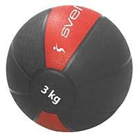 Médecine Ball et Balle lestée SVELTUS Medecine Ball 3 kg