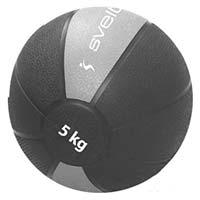 Médecine Ball et Balle lestée SVELTUS Medecine Ball 5 kg