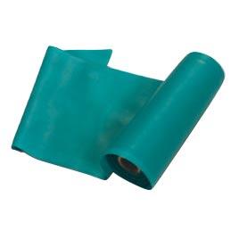 Elastique - Rubber Sveltus Rouleau caoutchouc 5500 x 150 x 0,22 mm vert