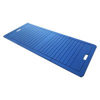 Natte de gym - Tapis de protection SVELTUS Tapis de Gym Pliable