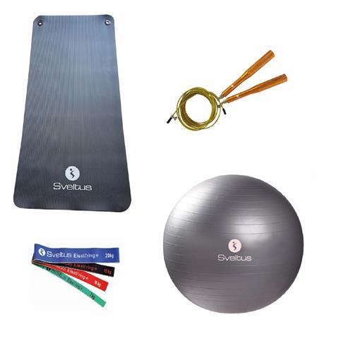 Accessoires Fitness Sveltus Pack training