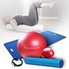 Médecine Ball et Balle lestée Pack Pilates