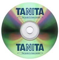 Balance Tanita Logiciel Gmon Fit 3