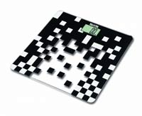 Balance et Impédancemètre HD 380 BK Digitale noire Tanita - Fitnessboutique