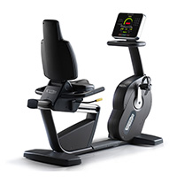 Vélo semi-allonge Technogym Recline Forma + Training Link