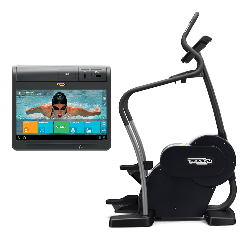 Technogym Step TV