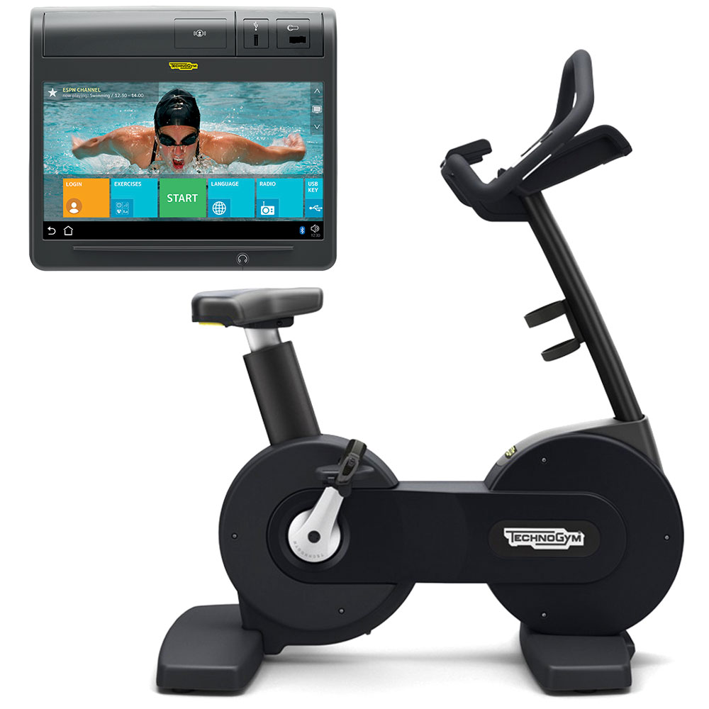 Technogym BIKE TV