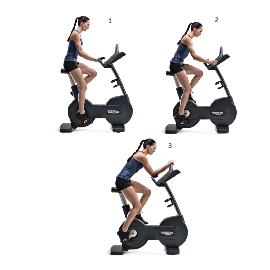 Technogym Bike Sp Led