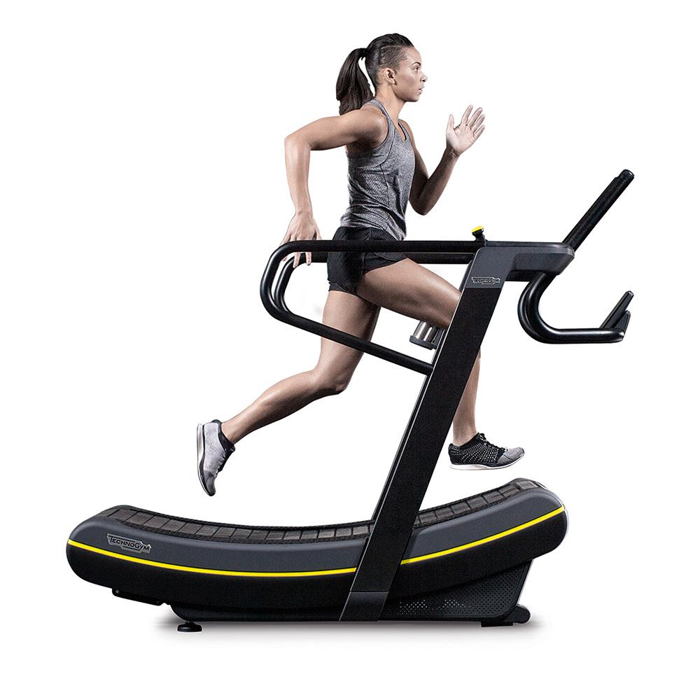 Tapis de course technogym skillmill console - Tapis gym pas cher ...