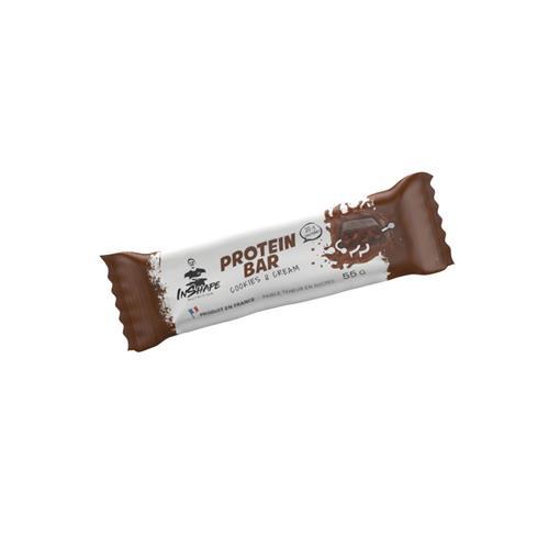 protéines Barre Protéinée cookies & cream