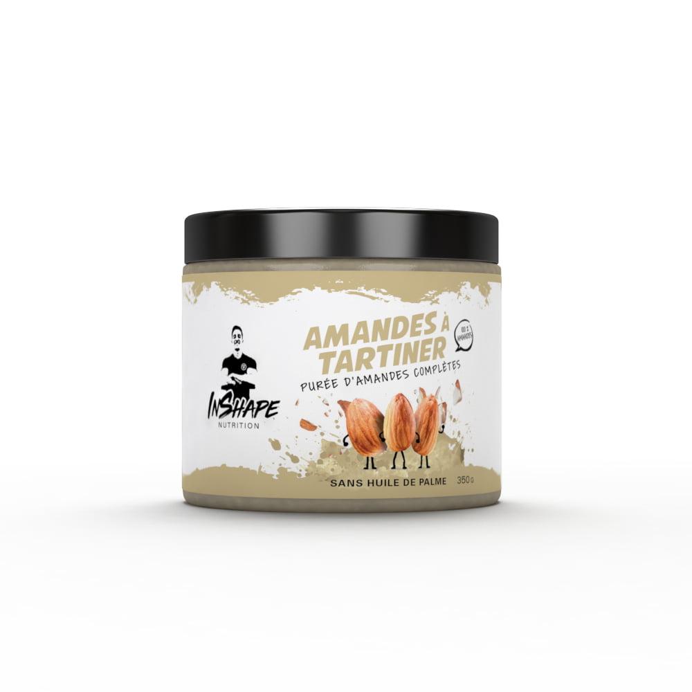 InShape Nutrition Amandes à tartiner / Pâte à tartiner