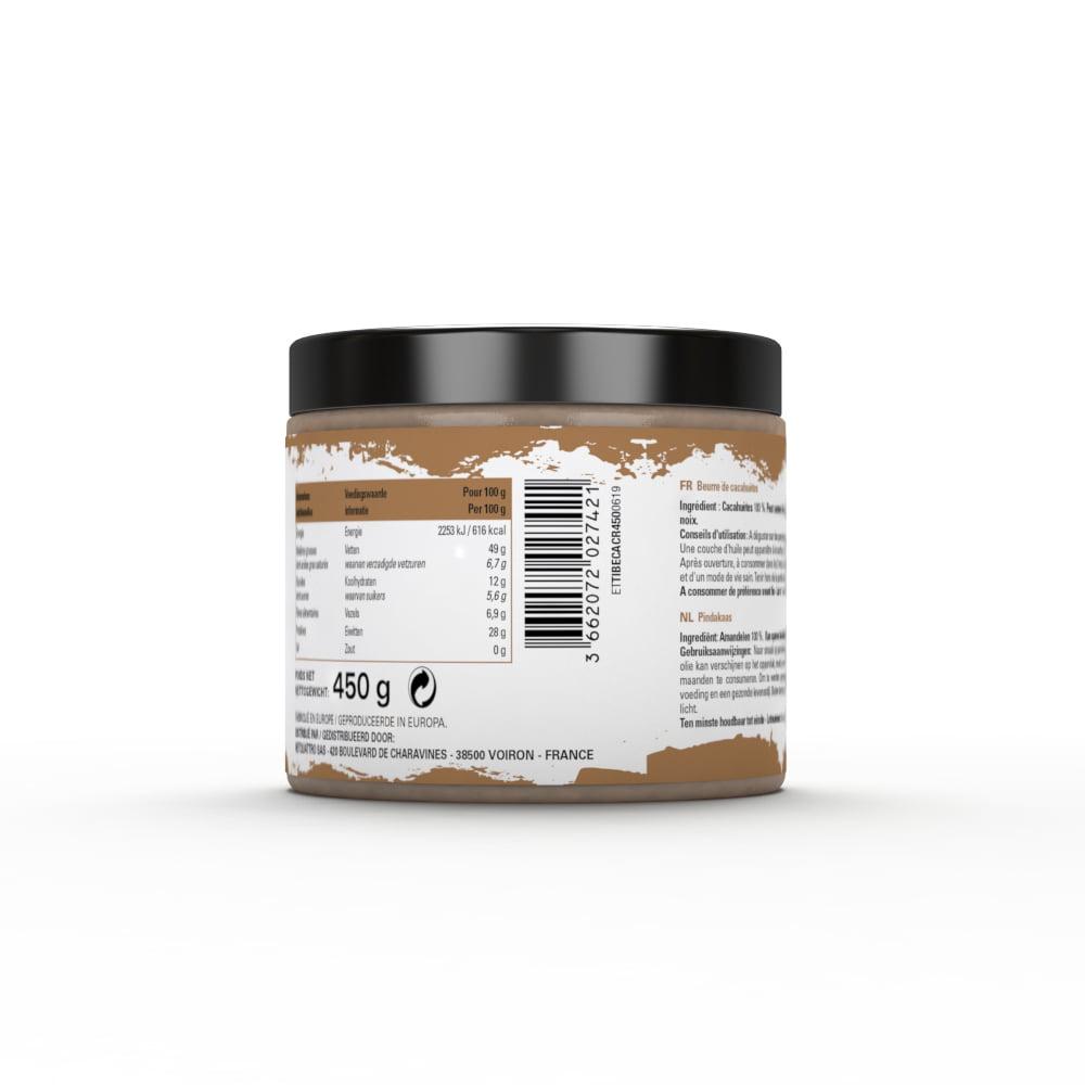 InShape Nutrition Beurre de cacahuètes Crunchy / Pâte à tartiner