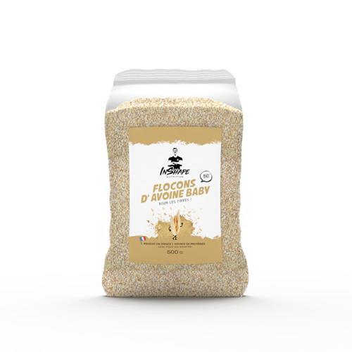 Cuisine - Snacking Flocons d'avoine baby biologiques
