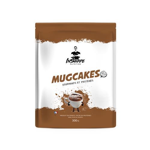 Gâteaux et Muffins InShape Nutrition Mugcakes