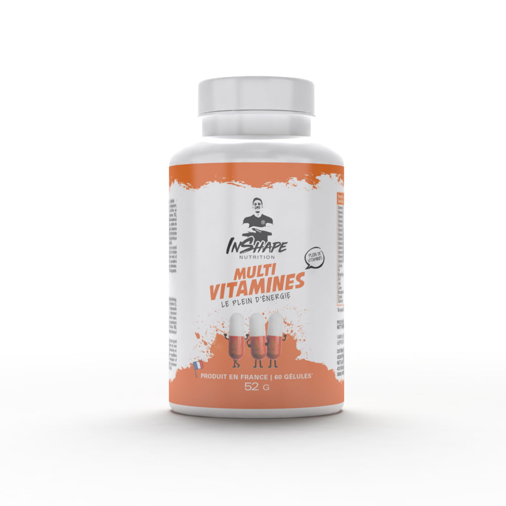 InShape Nutrition Multi vitamines