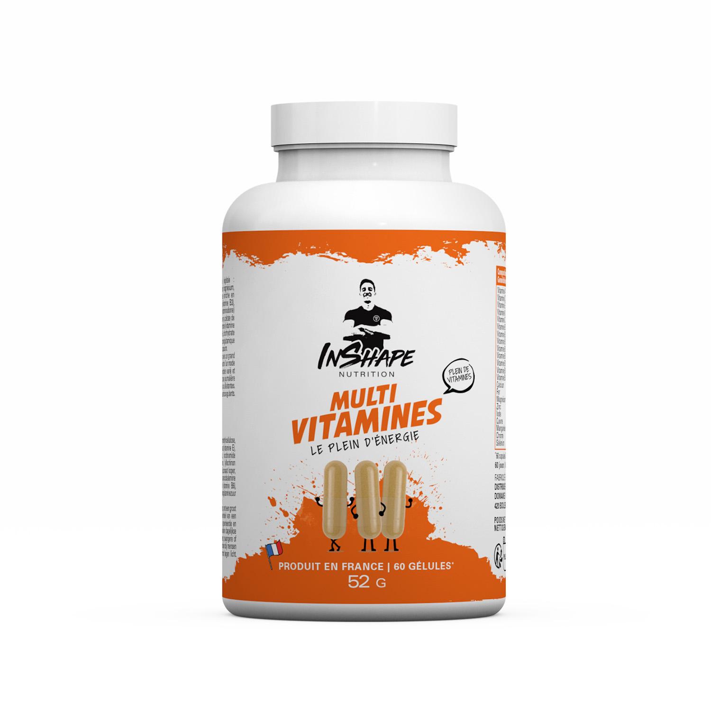 InShape Nutrition Multi vitamines