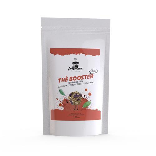 Thé Thé Booster InShape Nutrition - Fitnessboutique