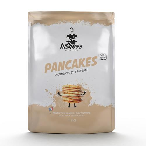 Cuisine - Snacking Pancakes InShape Nutrition - Fitnessboutique