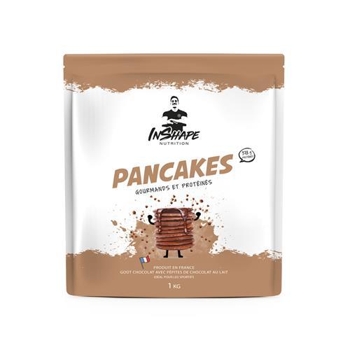 Pancakes Pancakes chocolat