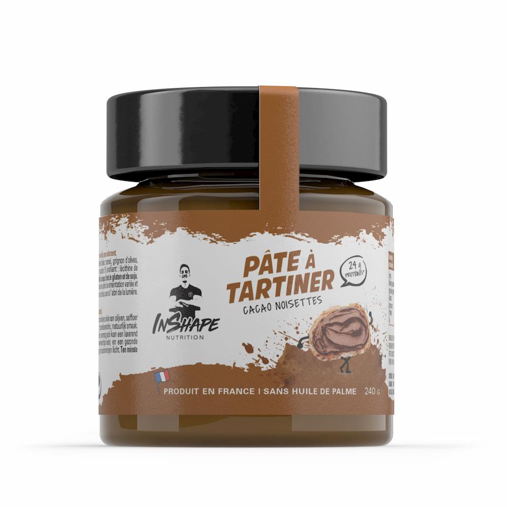 InShape Nutrition Pâte à tartiner cacao noisettes