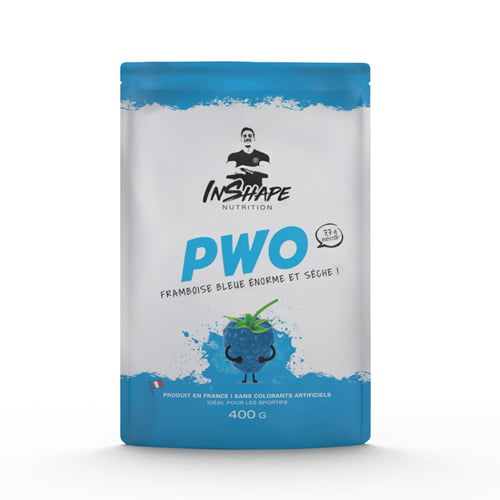 pre workout InShape Nutrition PWO