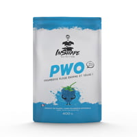 pre workout PWO InShape Nutrition - Fitnessboutique