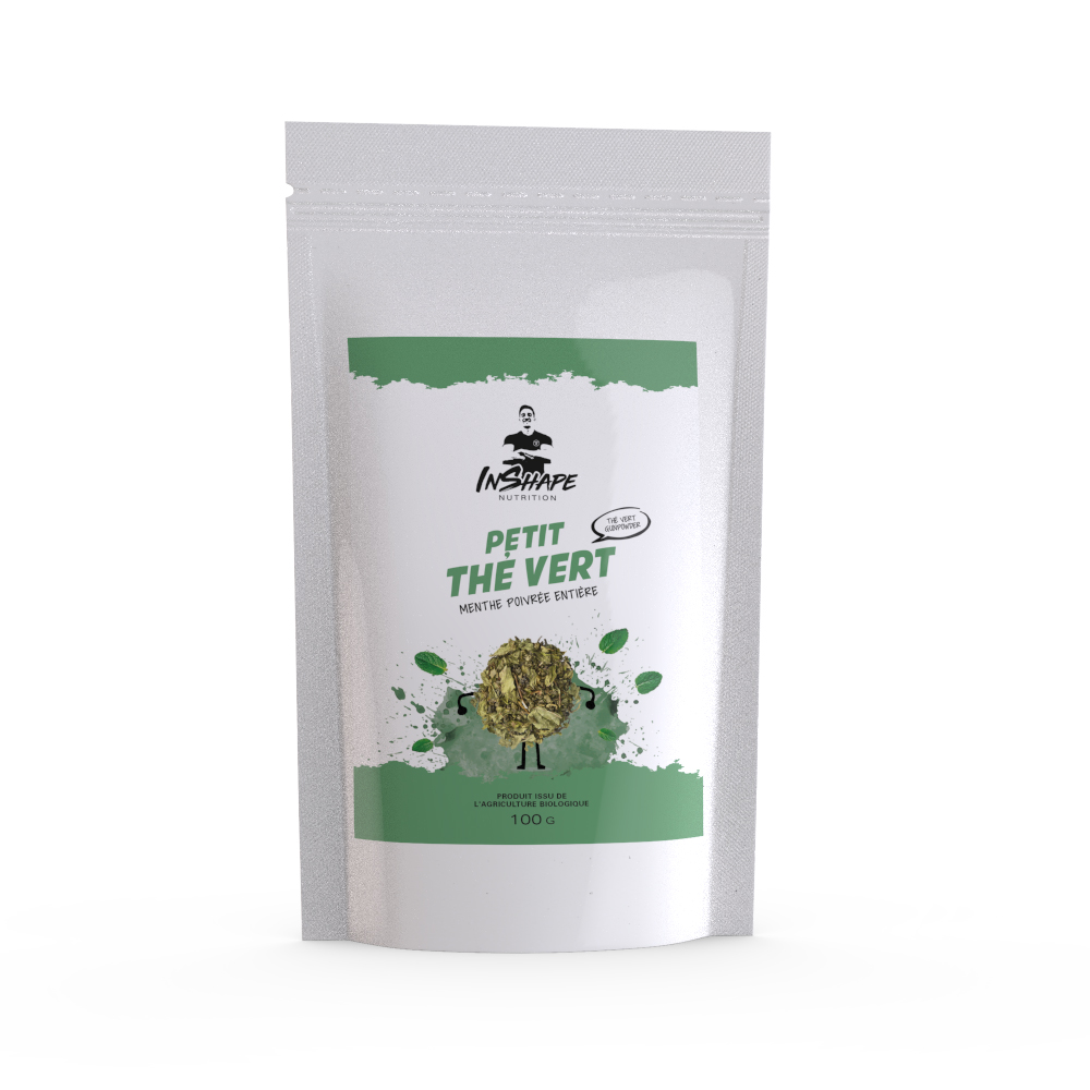 InShape Nutrition Petit Thé vert