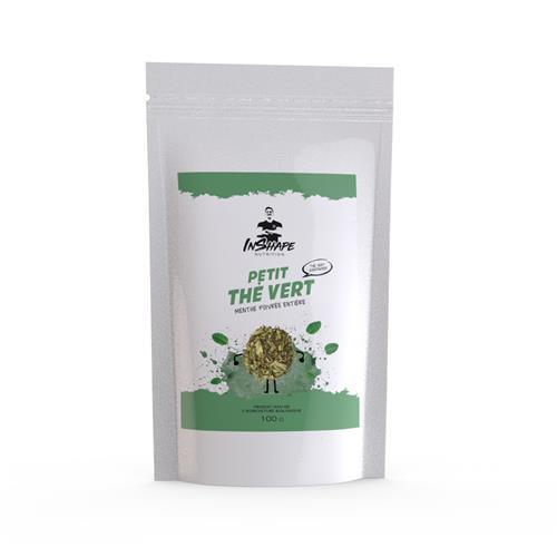 Thé InShape Nutrition Petit Thé vert