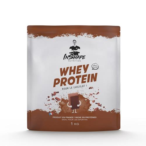 Whey protéine Whey Protein InShape Nutrition - Fitnessboutique