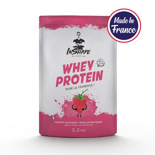 Protéines InShape Nutrition Whey Protein