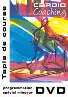Librairie - Musique DVD Tapis de course programme minceur Cardiocoaching - Fitnessboutique