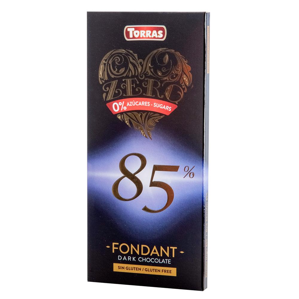 Torras Chocolat Noir 85 %