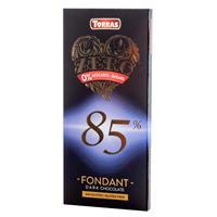 Cuisine - Snacking Chocolat Noir 85 % Torras - Fitnessboutique