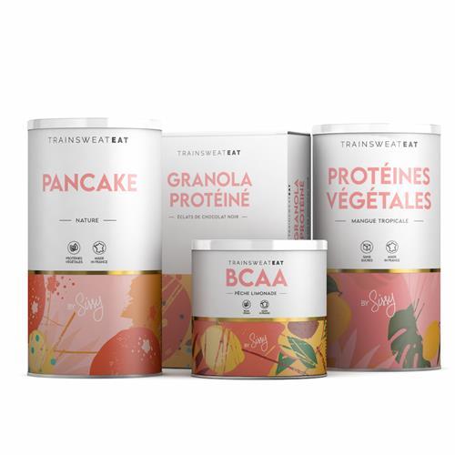Protéine Végétale TrainSweatEat Les favoris de Sissy