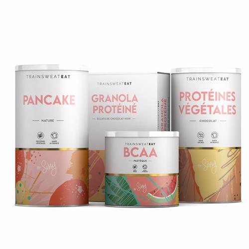 Protéine Végétale TrainSweatEat Les favoris de Tini