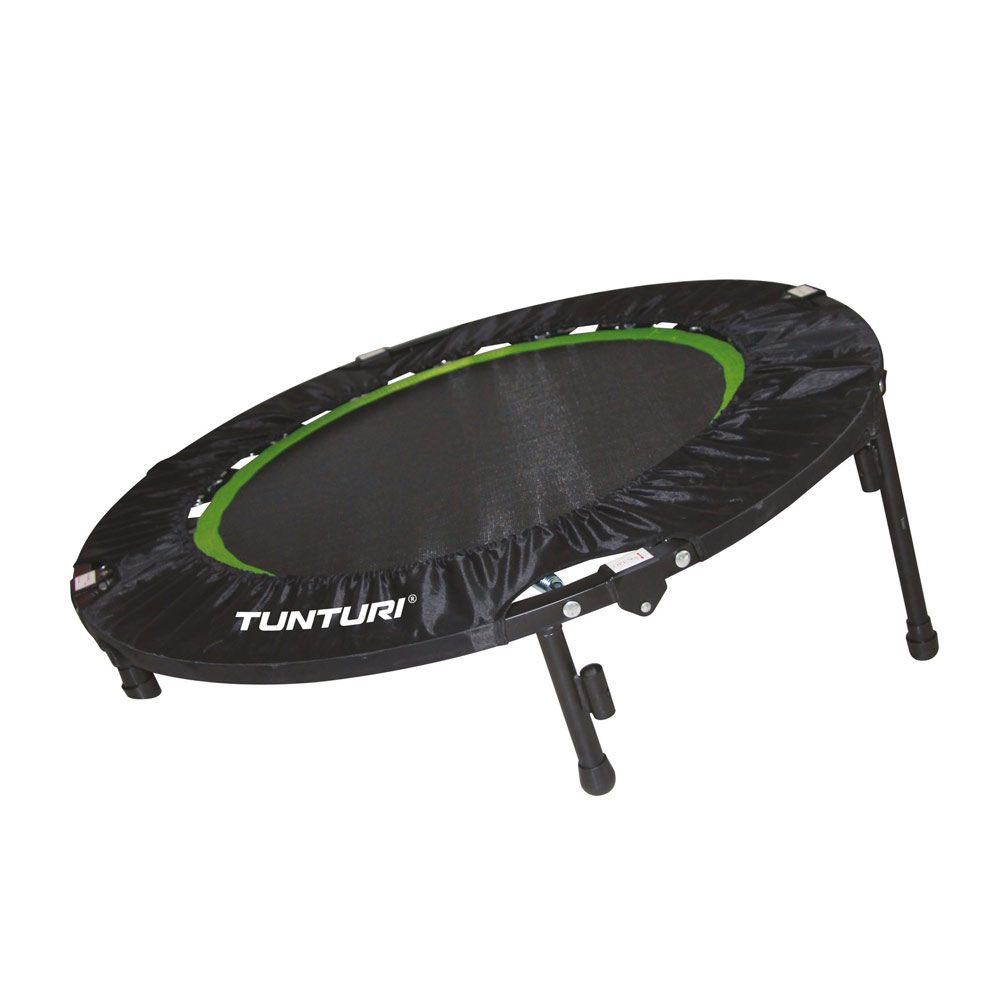 Détails Tunturi 4 Folding Fitness Trampoline