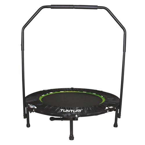 Accessoires Fitness 4 Folding Fitness Trampoline Tunturi - Fitnessboutique