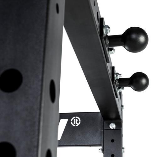 Accessoire de tirage Tunturi RC20 Ball Pull-Up Grips - Pair