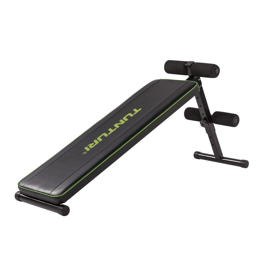 Banc De Musculation Ab20 Abdominal Bench Tunturi Fitnessboutique