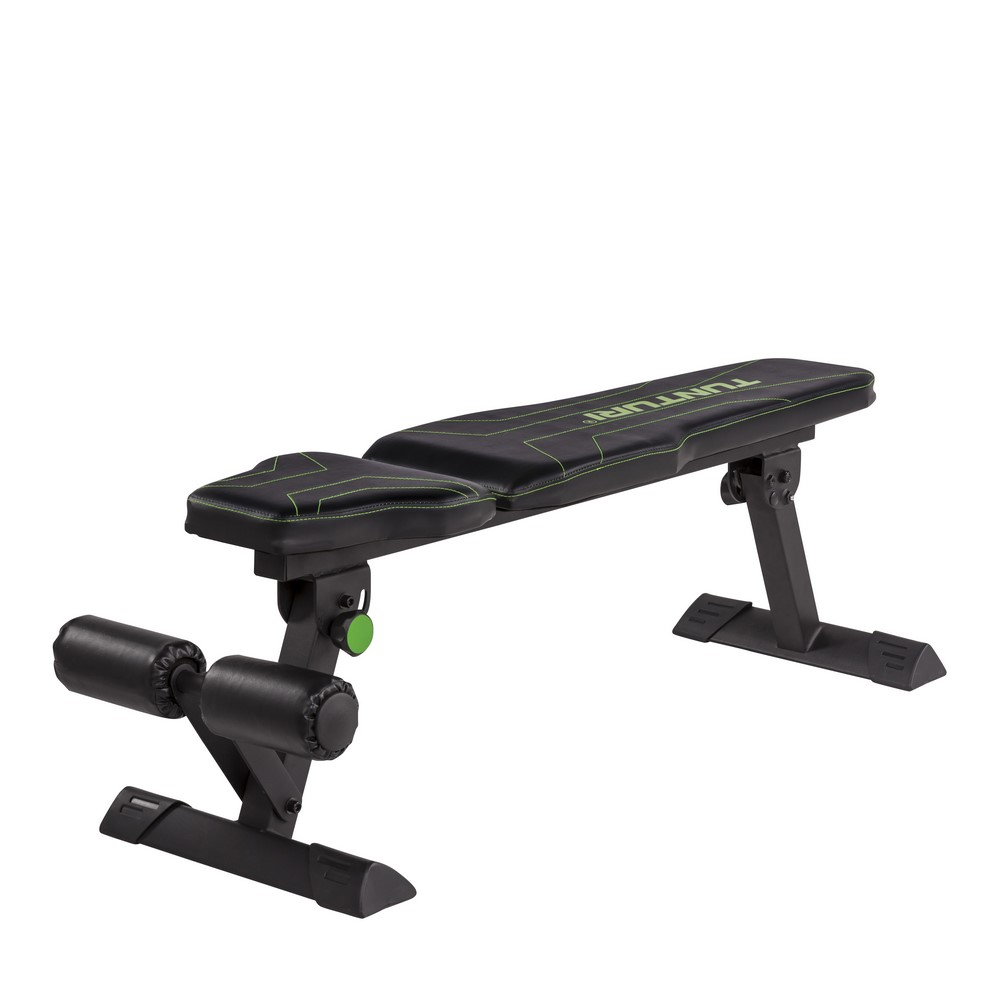 banc de musculation tunturi fb80 flat bench. Black Bedroom Furniture Sets. Home Design Ideas