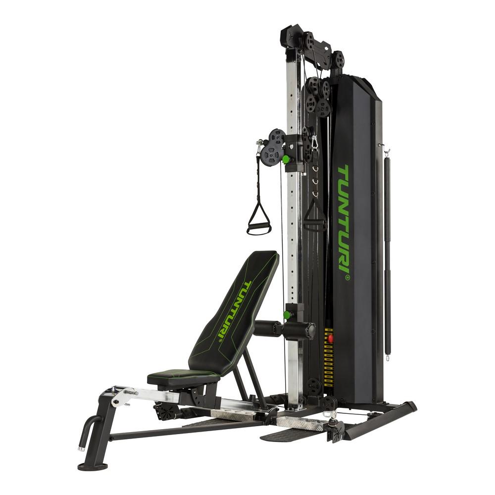 Appareil De Musculation Hg80 Home Gym Tunturi Fitnessboutique