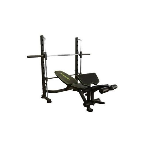 Smith Machine et Squat SM60 Half Smith